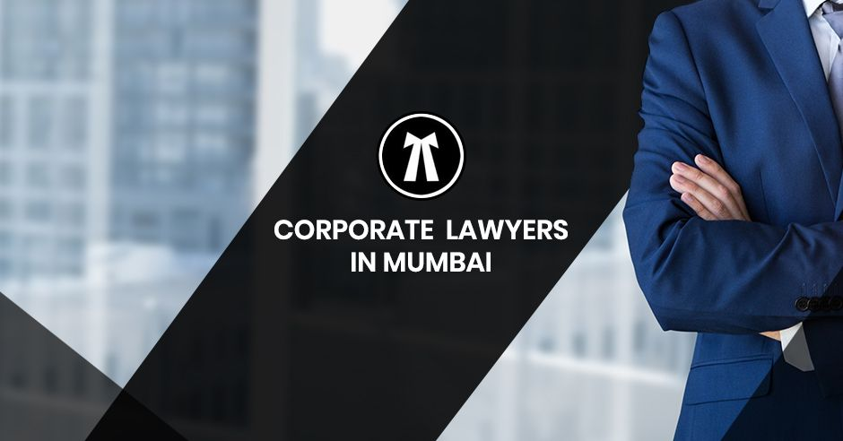 A lawyer is standing with Corporate Lawyer in Mumbai